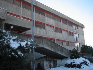 L'Istituto - ingresso