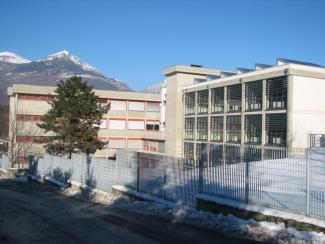 L'Istituto - vista laterale